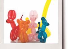 Baloon Bending Dubai