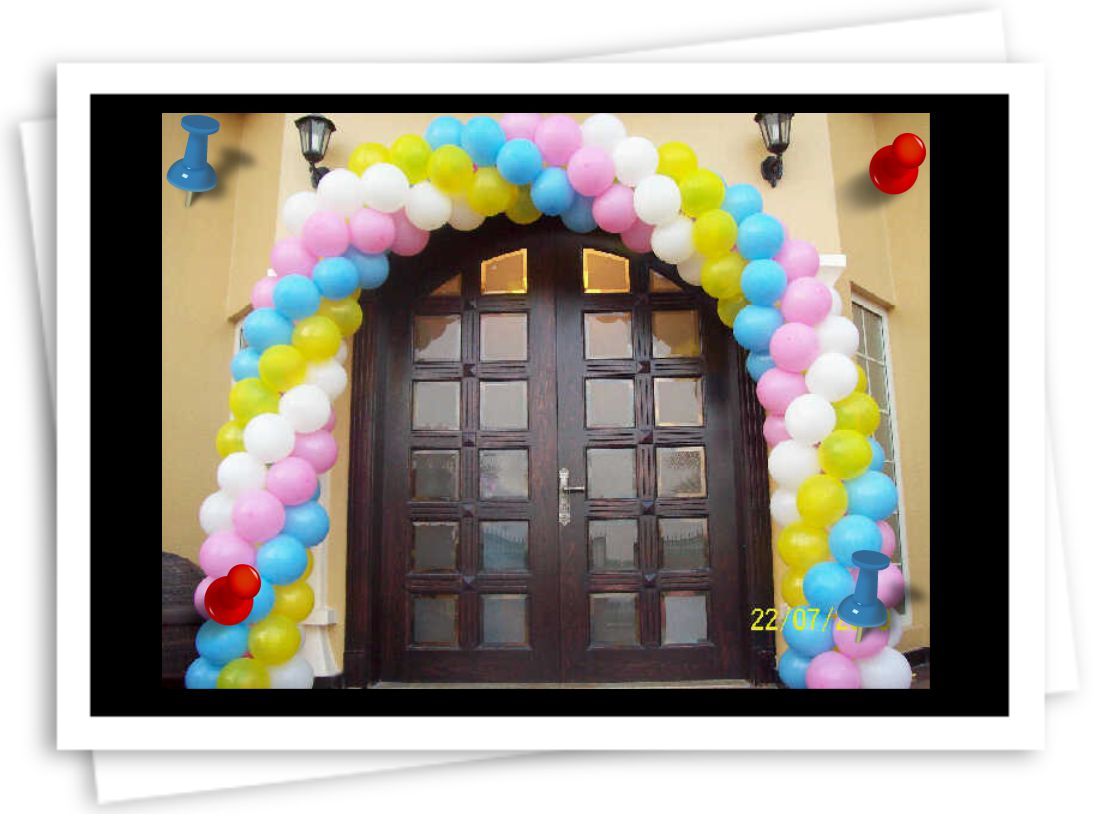 Hire Professional Balloon Decoration Services In Dubai
