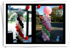 Balloon Decoration Dubai