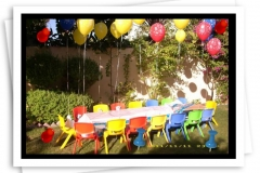Balloon and Decoration services