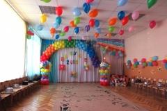 Room decoration balloons