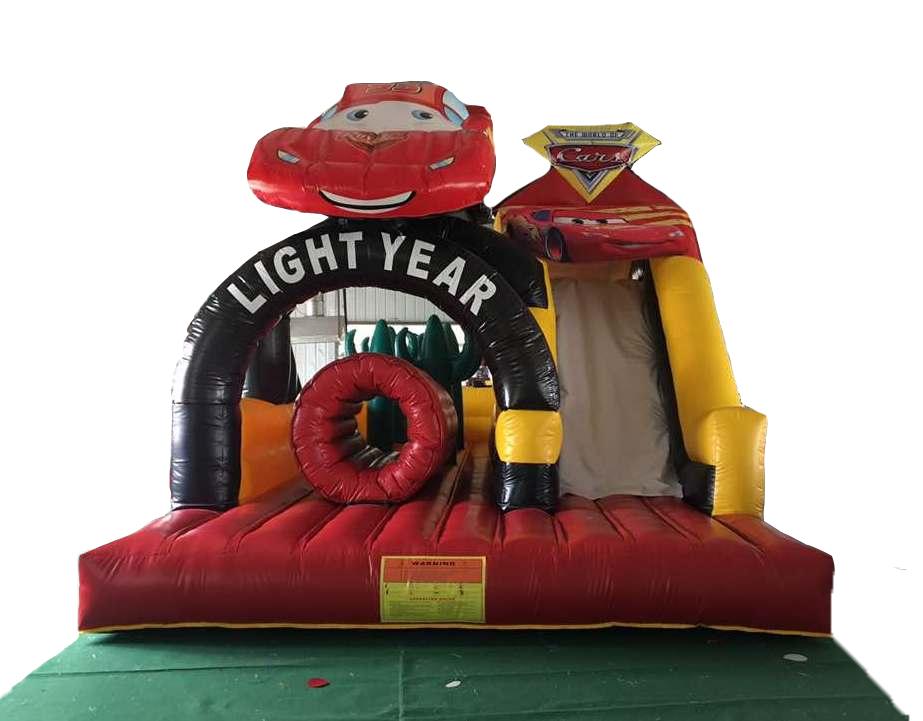 Inflatable Bouncy Castles Slider Rental Dubai Jumping