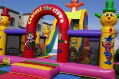 Clawns-Bouncy-Castle
