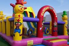Clown-Bouncy-Castle