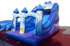 Frozen princess slider. 6x4x5M