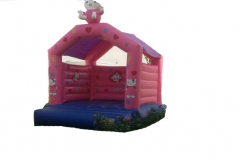 Hello Kitty bouncy 4x4M