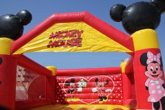 Micky Mini Mouse Bouncy 4x4M
