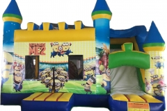 Minion Castle Combo 5.5x5x4H