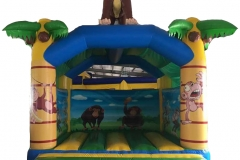 Monkey on top bouncy 5x4.3x5M