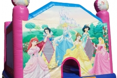 Princess Bouncy 4x4M