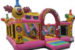 Clown Combo Size 7x7x6M