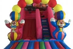 Double Clown Slider 7x4x5.5H
