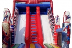 Spiderman Slider 8x5x7M