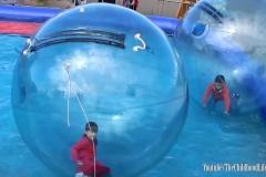 Water Balls Pool 10x10M