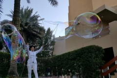 Bubble Show for kids