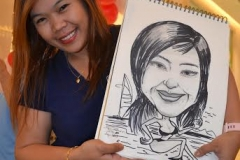 hire caricaturist for events