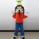 Goofy Mascot