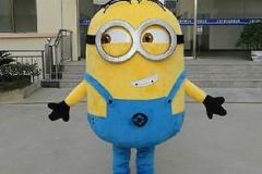 Minion Mascot