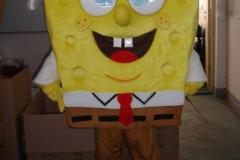 Spongbob Mascot