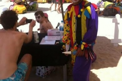 kids clown for rent