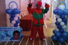 kids clown
