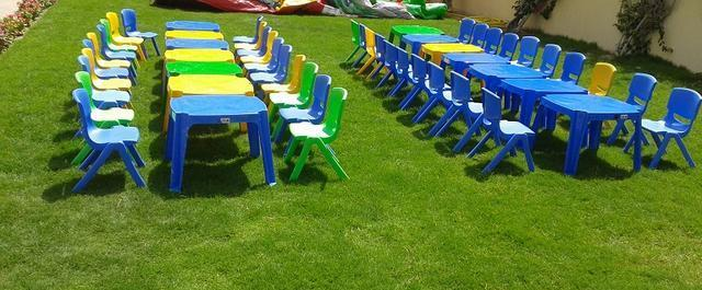 Adults Amp Kids Furniture Rental Dubai Hire Tables