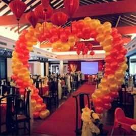 Baloon & Decoration