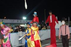 juggler show