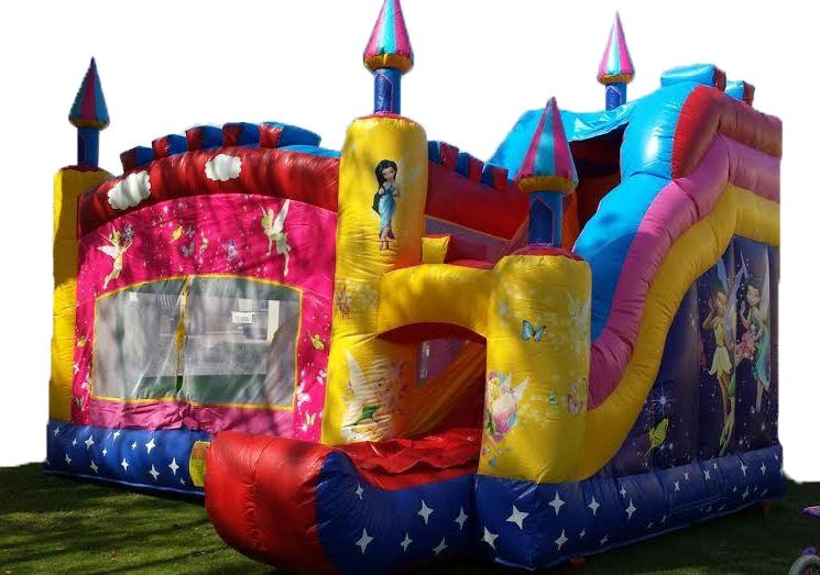 bouncy castles slider